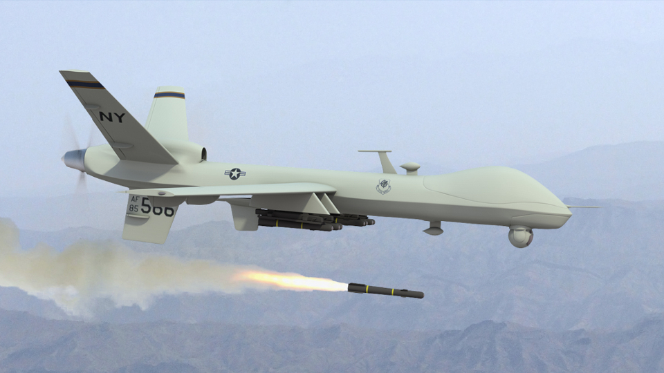 'Murder anyone, anytime, broadly anywhere' – the US & UK drone strike assassination programme